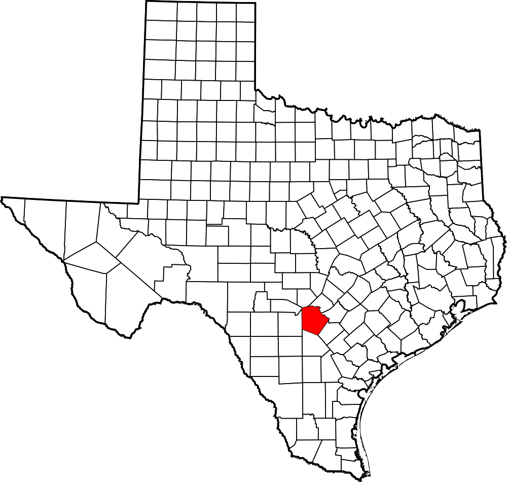 Bexar county clerk and district clerk records for Wharton cad
